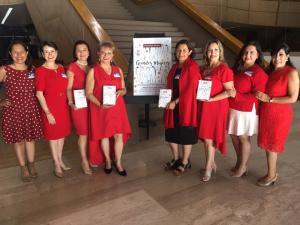AMPM grupo de coautoras Grandes mujeres CECUT libro
