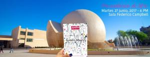 AMPM invitacion presentacion libro CECUT 2017