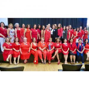 ampm libro Grandes Mujeres grupal coautoras 2017 Cecut